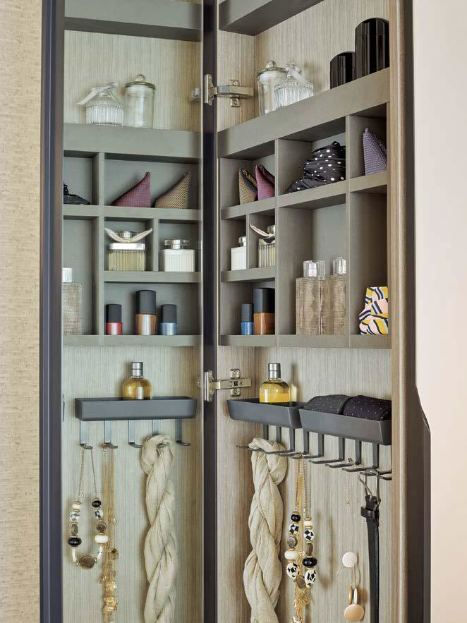 Carpentry Services by Renovision - Walk-in Wardrobes 03