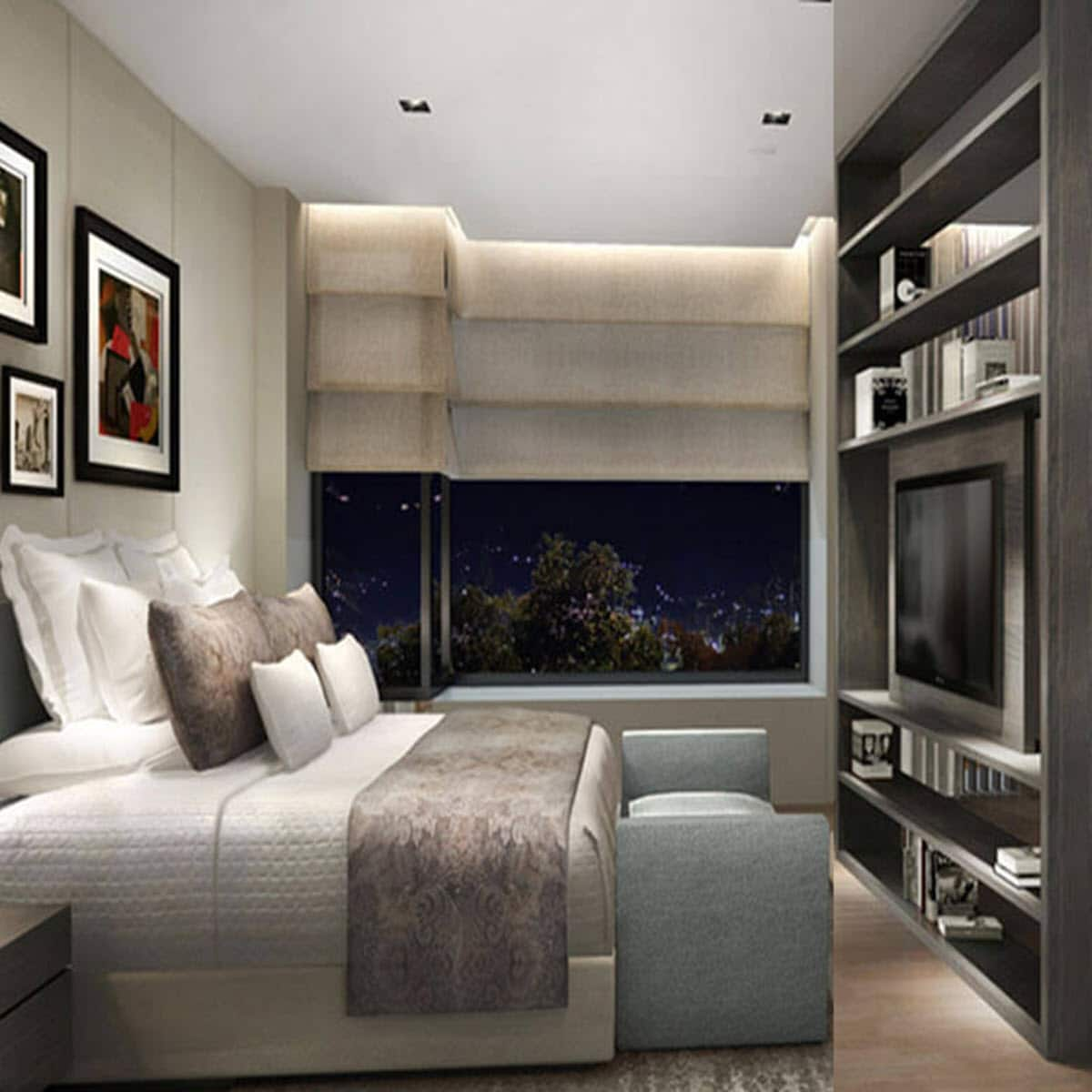 Feature Wall Design - TV Feature Wall